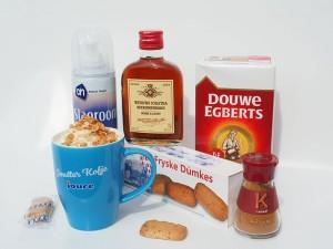 De ingrediënten van Jouster Kofje.