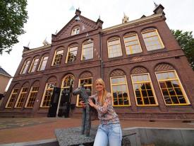 Onbekend en nog onbemind, het ingrijpend vernieuwde Museum Opsterland in Gorredijk.