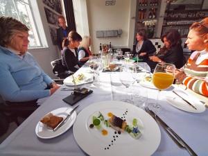 Het restaurant van Het Ambacht.