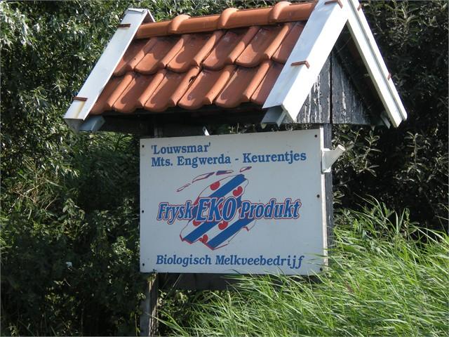Biologische melkveebedrijf Engwerda