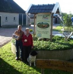 Biologisch boerenbedrijf Yn' e Lânsdouwe